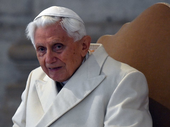 Ex-Pope Benedict Writes Insane Letter Blaming Hippies For Clergy Abuse