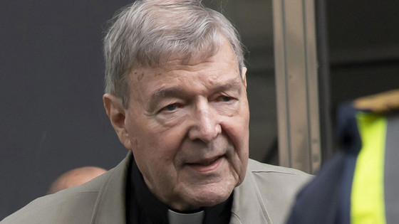 Cardinal George Pell Sentenced To Six Years In Prison For Sexually Abusing Two Boys