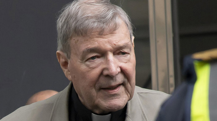 Cardinal George Pell, seen earlier this month. Andy Brownbill/AP