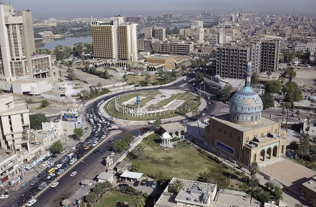 Baghdad, Iraq (Getty Images)