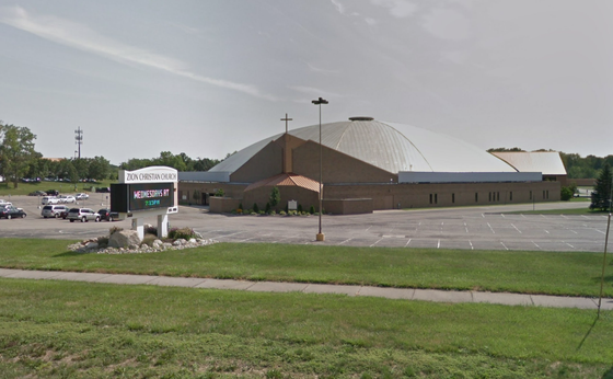 Man Fires Gun At Church Because He Believes It Is Really An Alien Spaceship