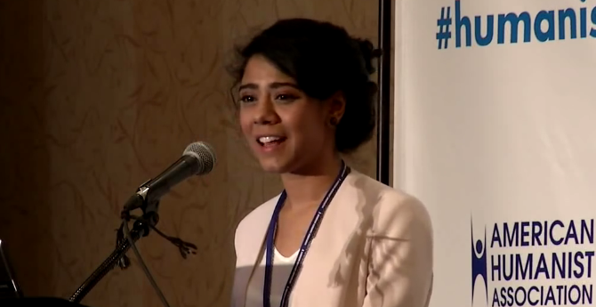 Sarah Haider - Director of Ex-Muslims of North America