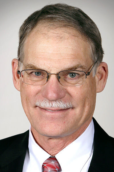 "Today's ""Asshole of the Day,"" Republican Senator Dennis Guth. (Source: Globe Gazette)"