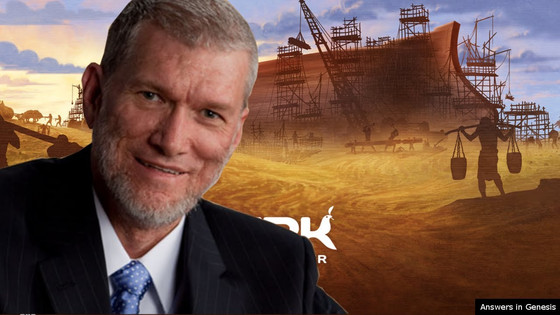 Ken Ham Is Blaming Atheists For Ark Encounter's Failure To Live Up To Expectations