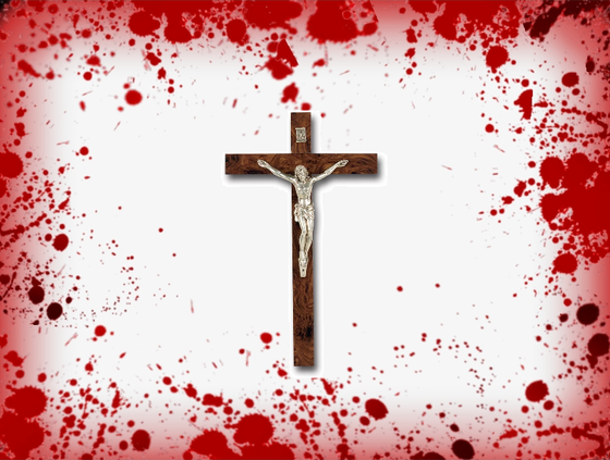An Abusive Priest In France Was Killed When A Crucifix Was Rammed Down His Throat By A 19-Year-Old V