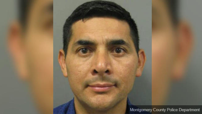 Octavio Cantarero (Montgomery County Police Department)