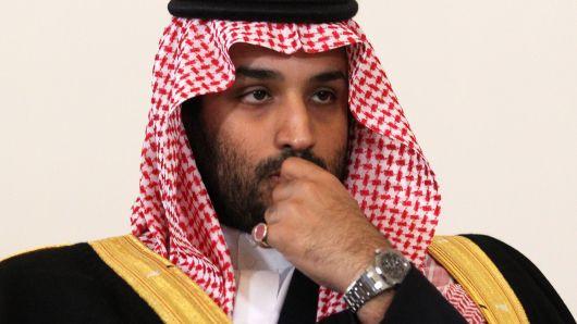 Crown Prince Mohammed bin Salman (Sasha Mordovets | Getty Images)