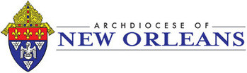 The Archdiocese of New Orleans logo. (Source: Archdiocese of New Orleans)