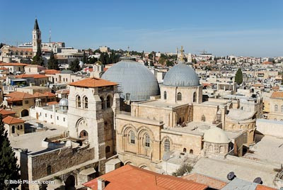 Researchers Investigate One of Jesus' Alleged Tombs
