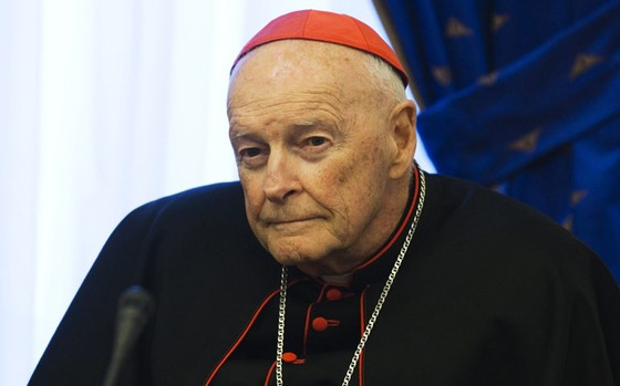 Former Cardinal McCarrick 'Defrocked' By Vatican Over Sex Abuse Allegations