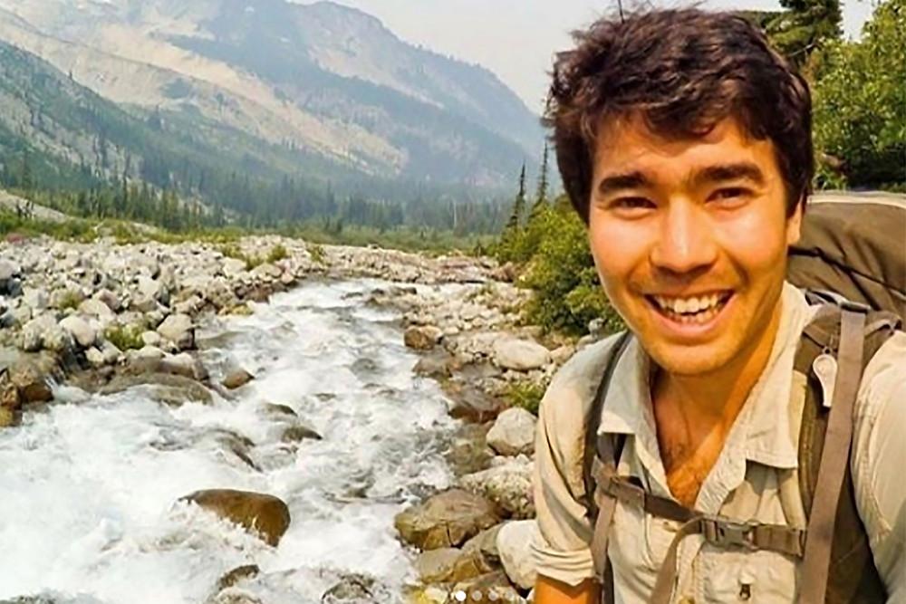 John Allen Chau loved the outdoors.