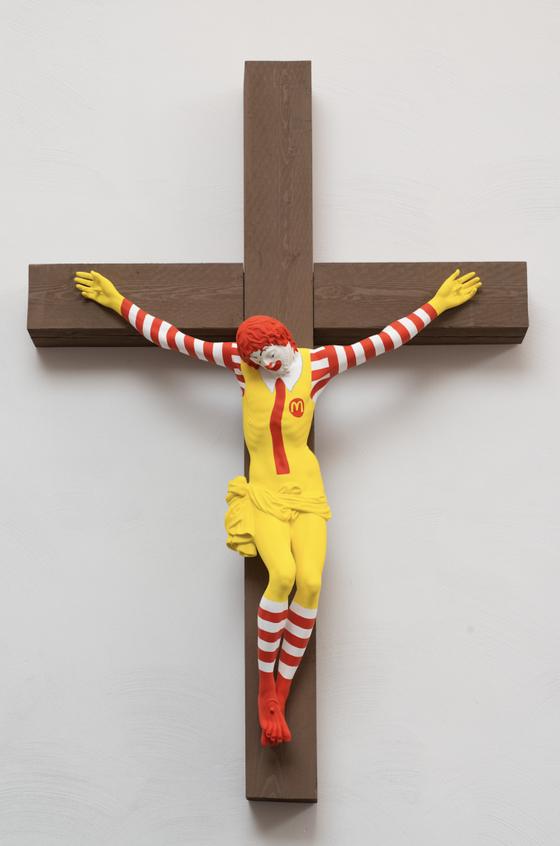 McJesus Watch: Update On Crucified Ronald McDonald Statue