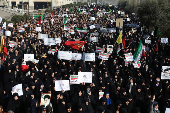 Protests And Rallies Against Iran's Islamic Government Leave At Least 20 Dead
