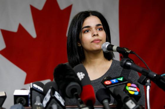 Saudi Teen Renounces Islam, Flees Family, Claims Asylum In Canada