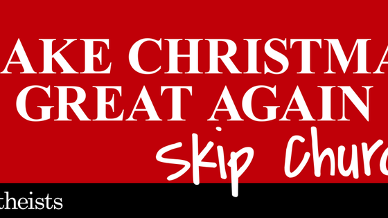 Just in Time for Christmas... Atheist Billboards!