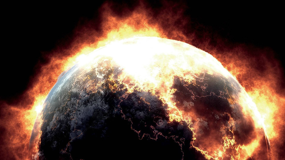 Unless drastic changes are made, the Earth will pass a catastrophic temperature barrier within the next few decades.