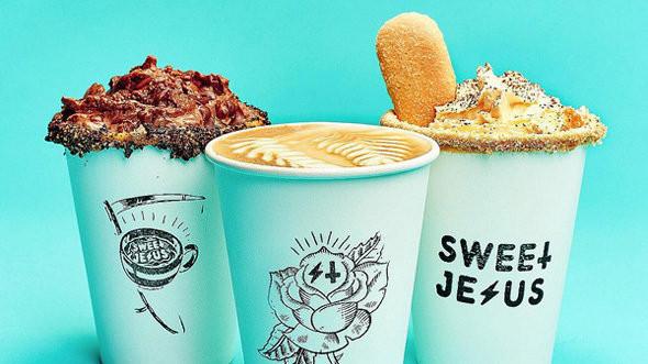 Want some Sweet Jesus ice cream?