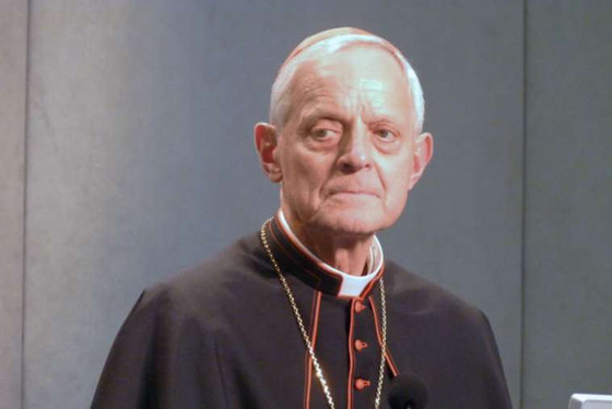 Cardinal Wuerl Leads Christmas Mass Despite Resigning in Disgrace
