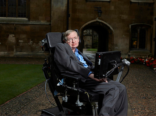 Stephen Hawking In Final Book: 'There Is No God'