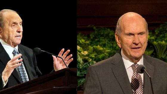 The Mormon Church Has A New President