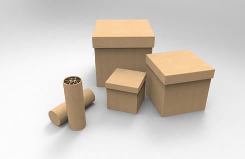 Baskılı Baskısız Kutu Çeşitleri