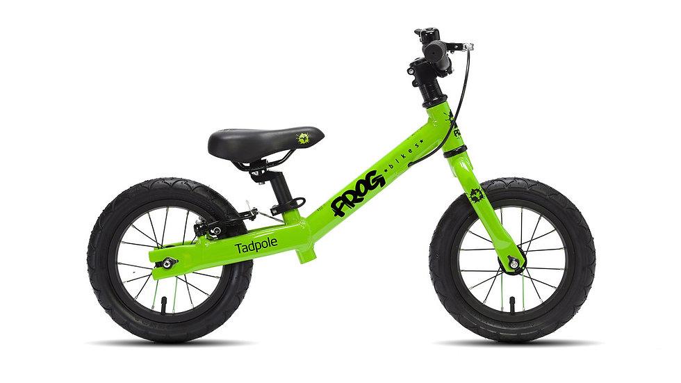 Frog Tadpole Balance Bike - Green