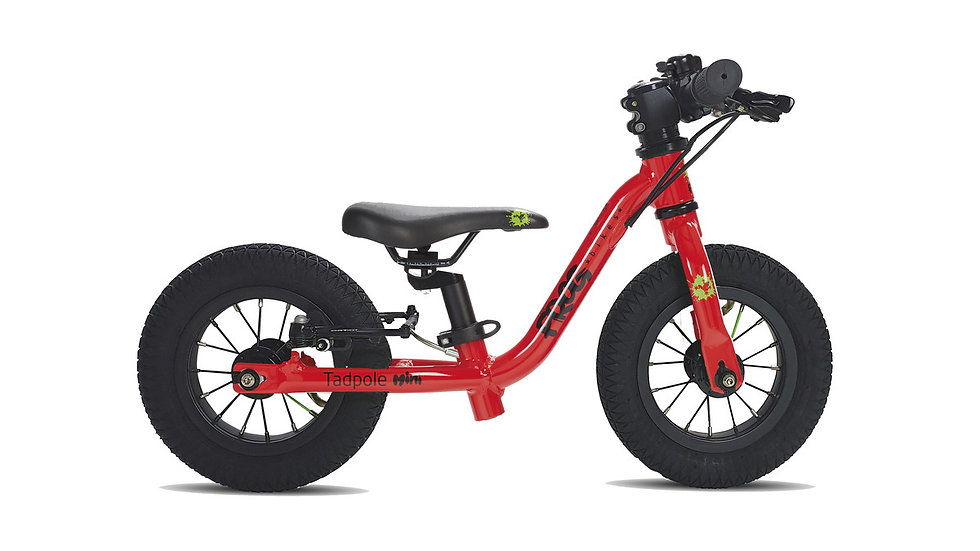 Frog Tadpole Mini Balance bike - Red