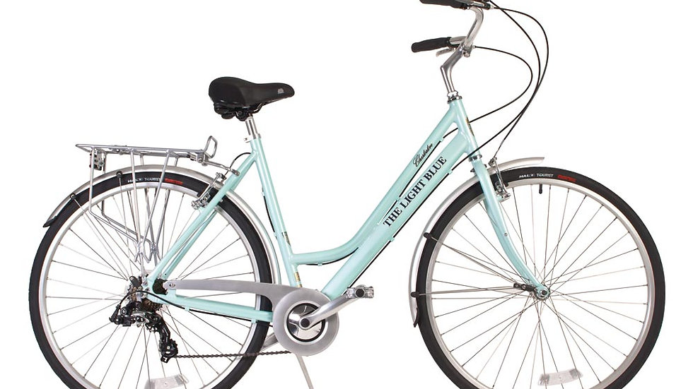 The Light Blue - Chesterton Ladies 7 Speed (Blue)