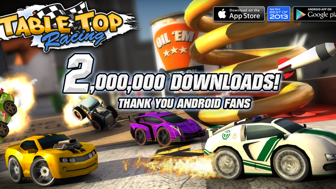 We've just cracked 2 million downloads! Thank you all so much for playing!!