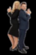 Alex and Felicity Harden Carina Real Est