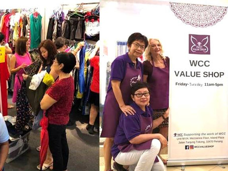 Get Fashionable with WCC Value Shop!