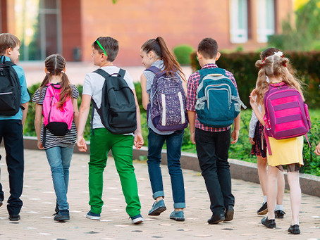 How to 'Back to School' with your Kids in a Eco-Friendly manner?