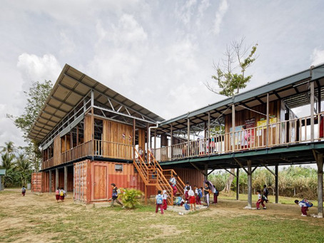 Green Schools Around the Globe