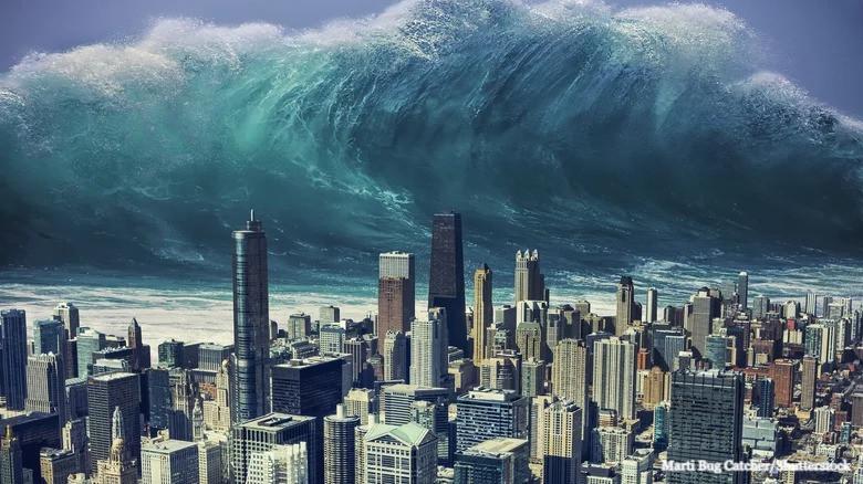 5 Gelombang Tsunami Terburuk dalam Sejarah