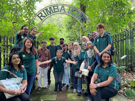 Rimba Ilmu, a Heaven for Biodiversity Lovers