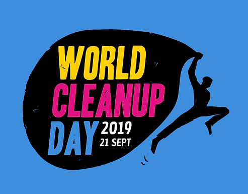 World Cleanup Day - Clyde Cleanup