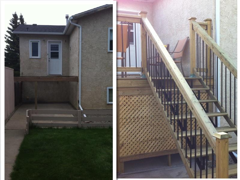New Full Deck Renovation