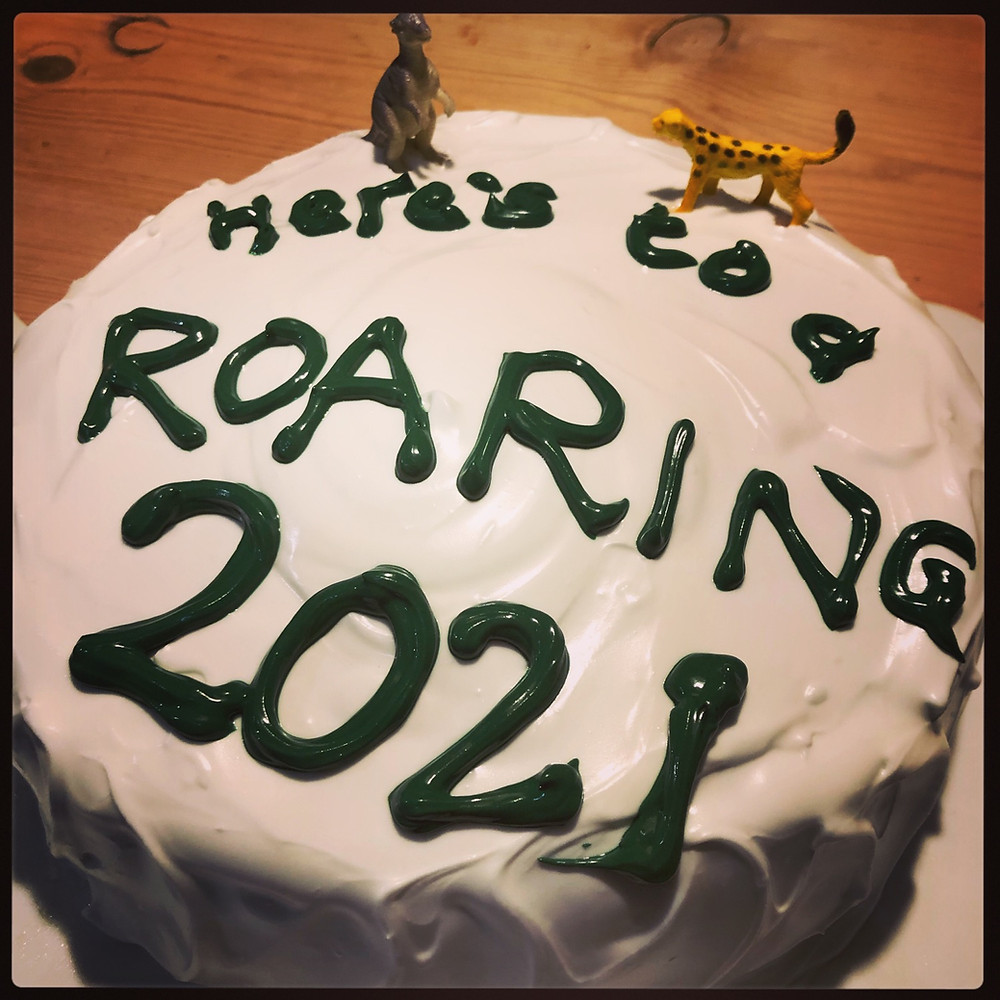 Here's to a roaring 2021