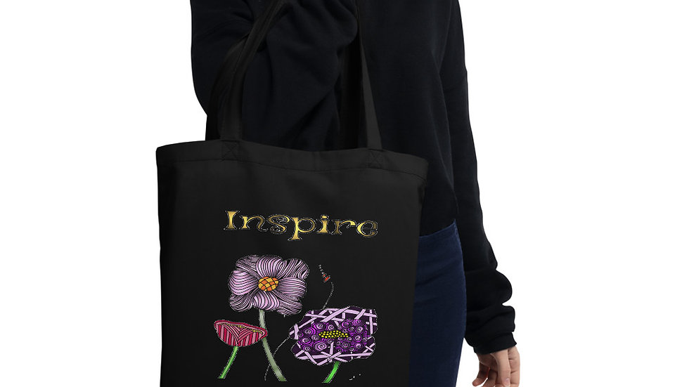 Eco Tote Bag Inspire