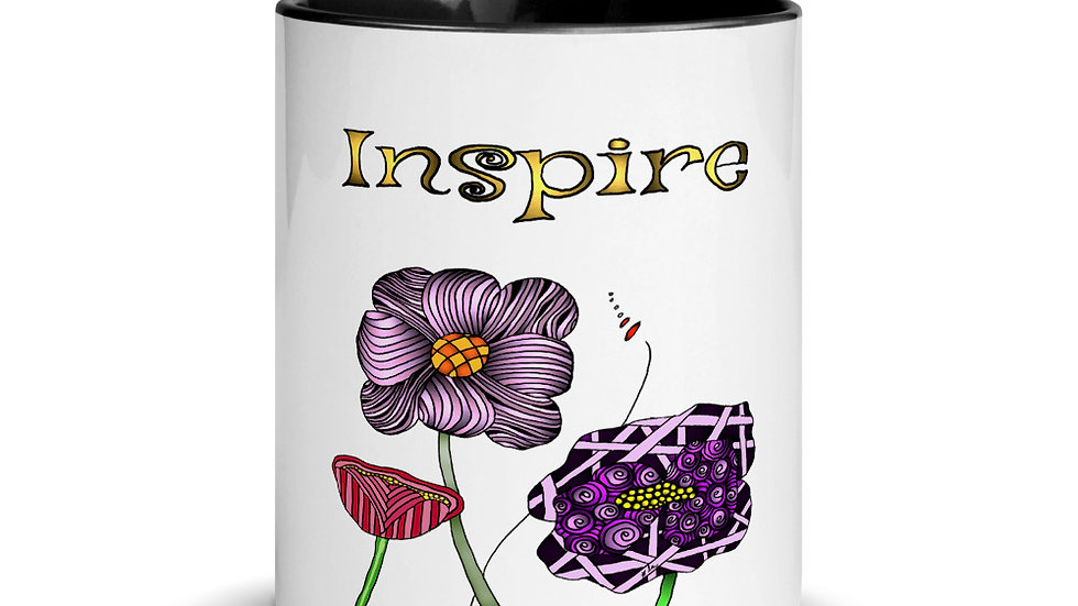 Mug with Color Inspire