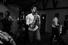 ibiza saxophonist cornwall