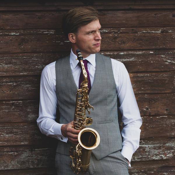 wedding saxophonist devon