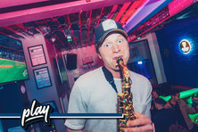devon sax player