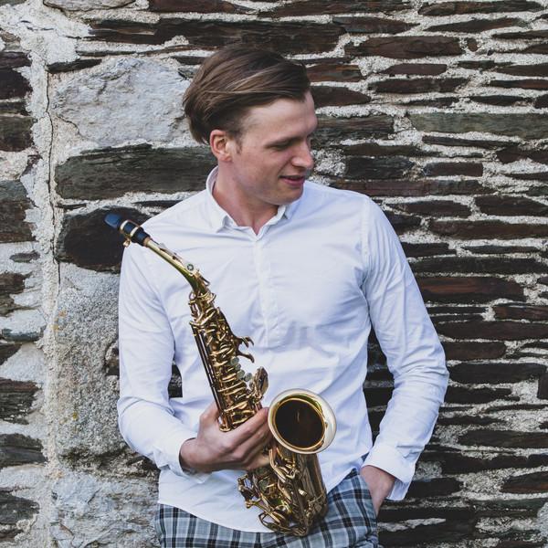 plymouth wedding sax