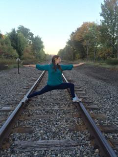 Railroad Warrior