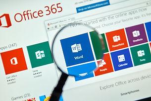 Microsoft office koppeling met portal onlineklas