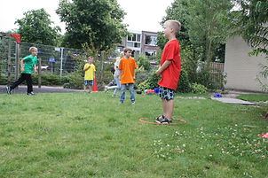 Kinderopvang in beweging