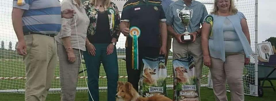Joy going Reserve Best in Show