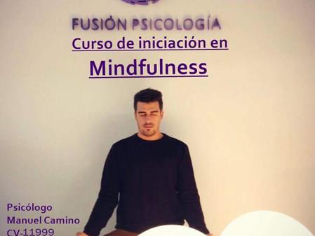 Curso de mindfulness en Fusión Psicología