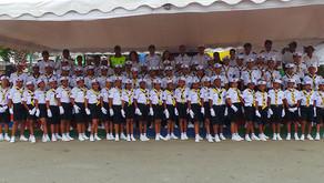 Ceremonia De Ascenso e Investidura De La Brigada De Scouts Marinos De San Francisco Del Cabo